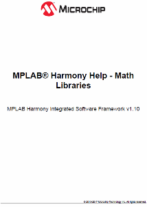 MPLAB Harmony — экосистемы разработки ПО v1.10 0_13b107_e9ce09fd_orig