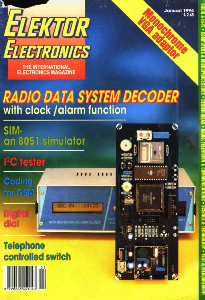 Magazine: Elektor Electronics - Страница 2 0_13a410_a9bbcef4_orig
