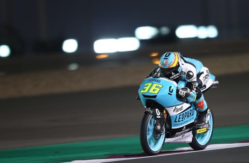 Результаты Гран При Катара 2017 в категории Moto3