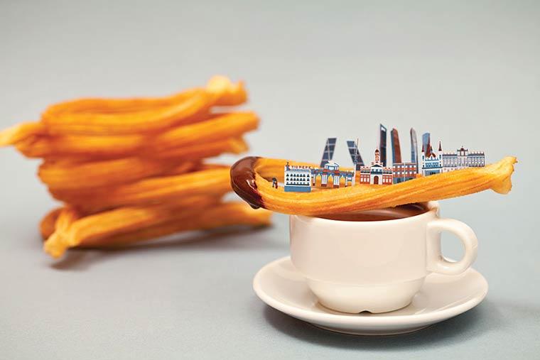Brunch City - Les metropoles miniatures et leurs specialites culinaires