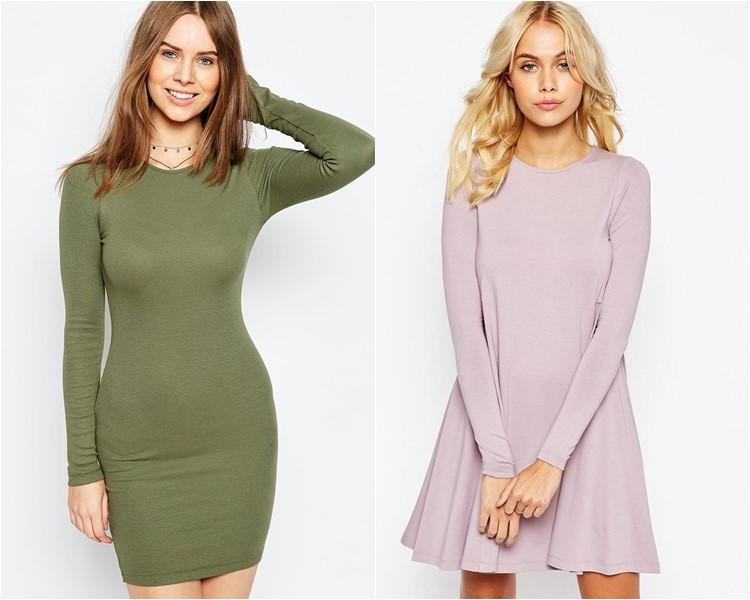 Модные короткие платья 2016 фото 8