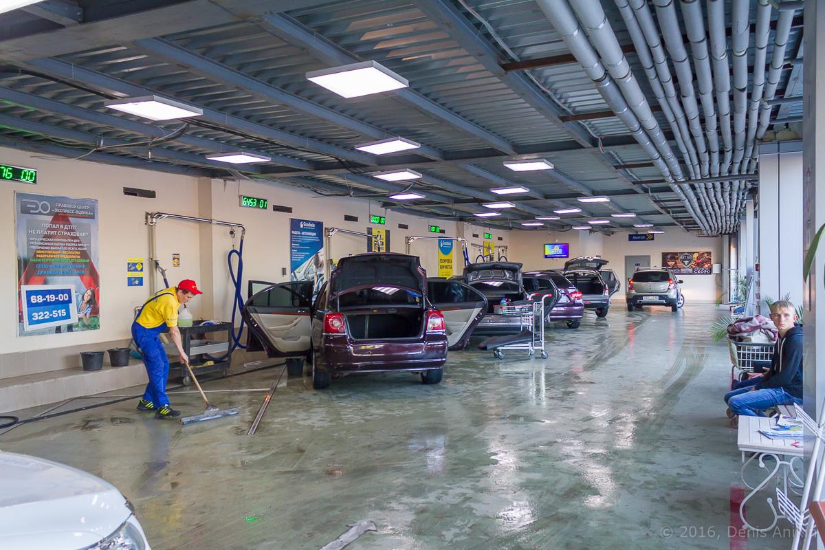 автомоечный комплекс Goodwin фото 20