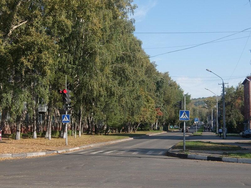 Новокузнецк - Улица Климасенко
