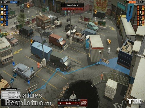 TASTEE: Lethal Tactics (русская версия)