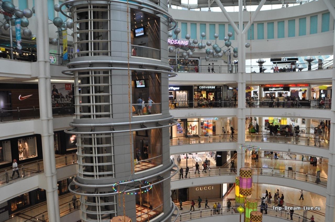 Торговый центр Suria KLCC