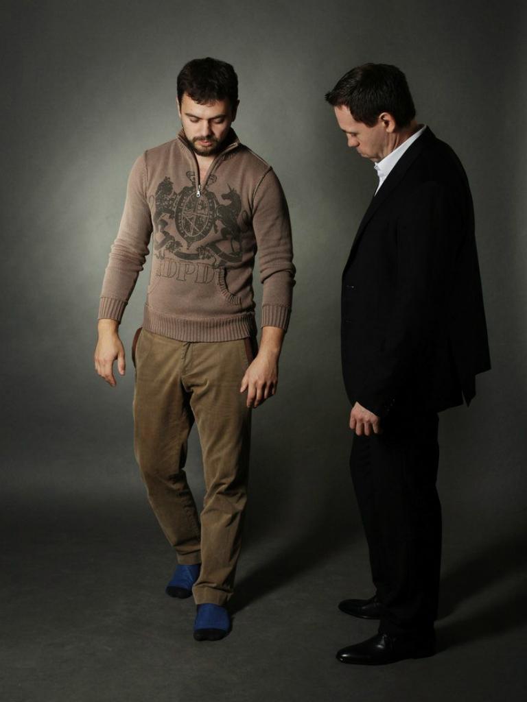 Съёмка актёрского портфолио varganshik Женя Яценко EvgenYatsenko