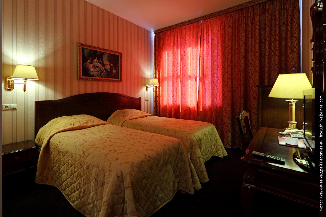 отель волжская ривьера в угличе номер стандартный
