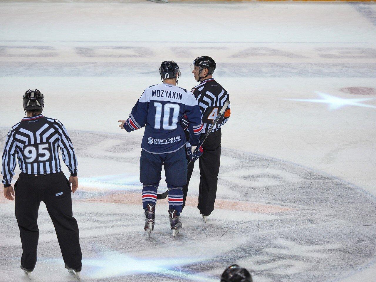 46Плей-офф 2016 Восток Финал Металлург - Салават Юлаев 25.03.2016