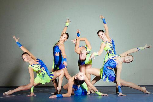 4 июня в Кишиневе пройдет турнир по эстетической гимнастике