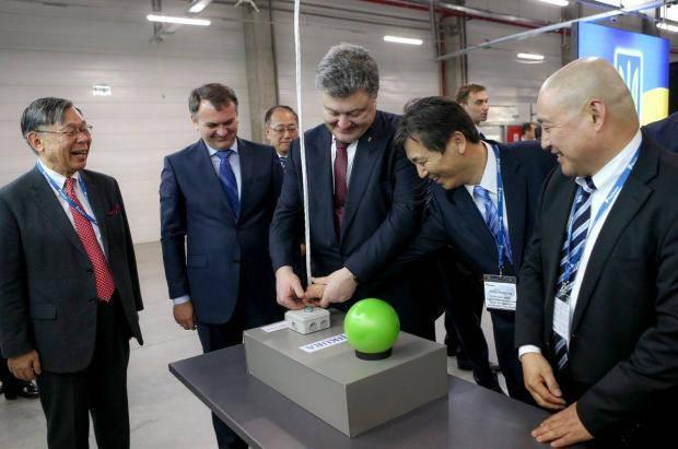 На закладку первого кирпича спешит Президент Украины: Один из крупнейших мировых производителей кабельно-проводниковой продукции начинает строительство завода на Львовщине
