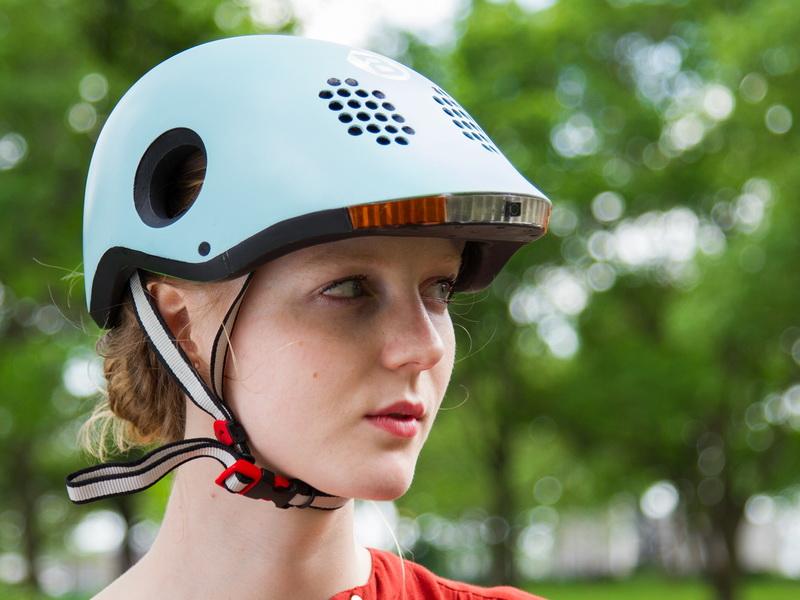 Шлем Classon помогает безопасно передвигаться по городским улицам