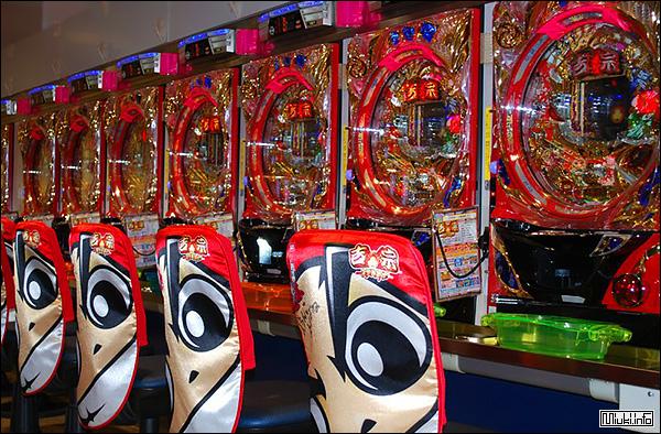 Секреты японского игрового автомата патинко (пачинко)