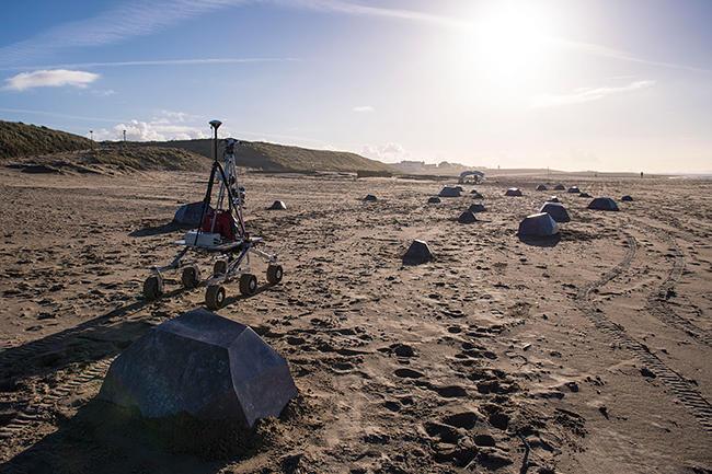 Ровер ExoMars на полигоне в Нидерландах.jpg