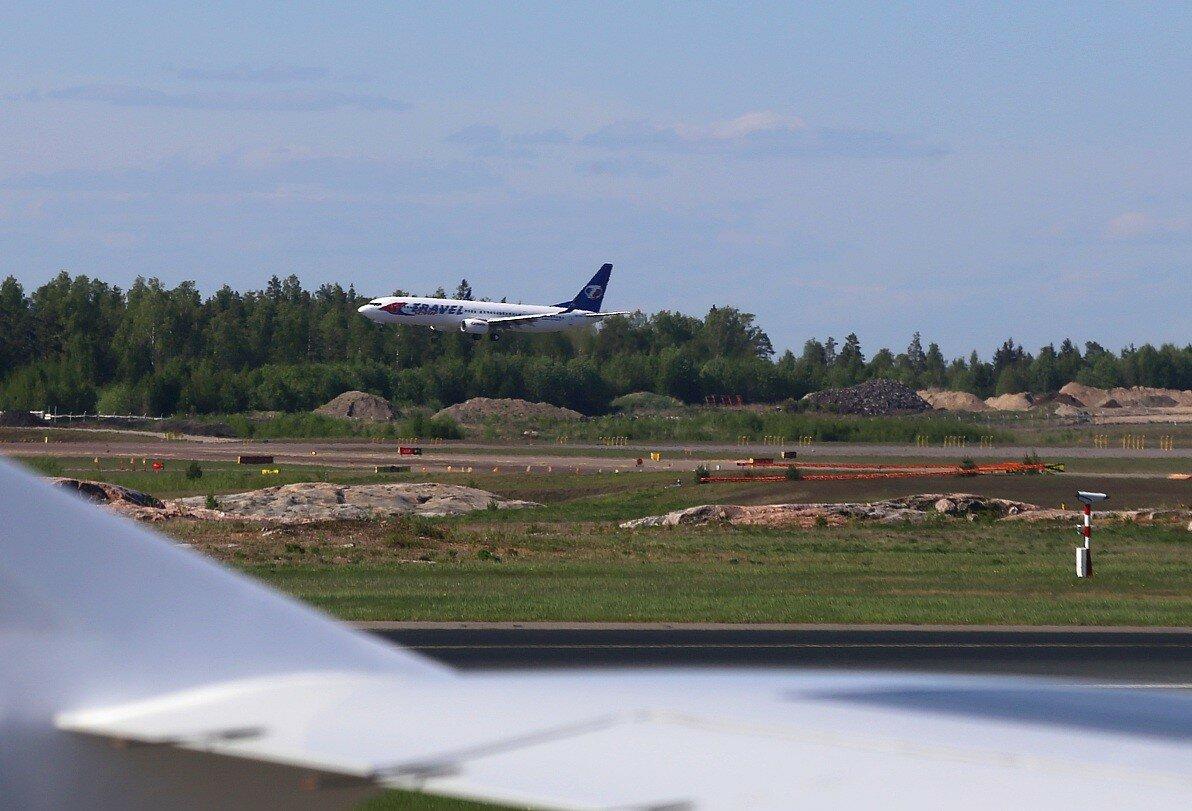 Аэропорт Хельсинки-Ванттаа