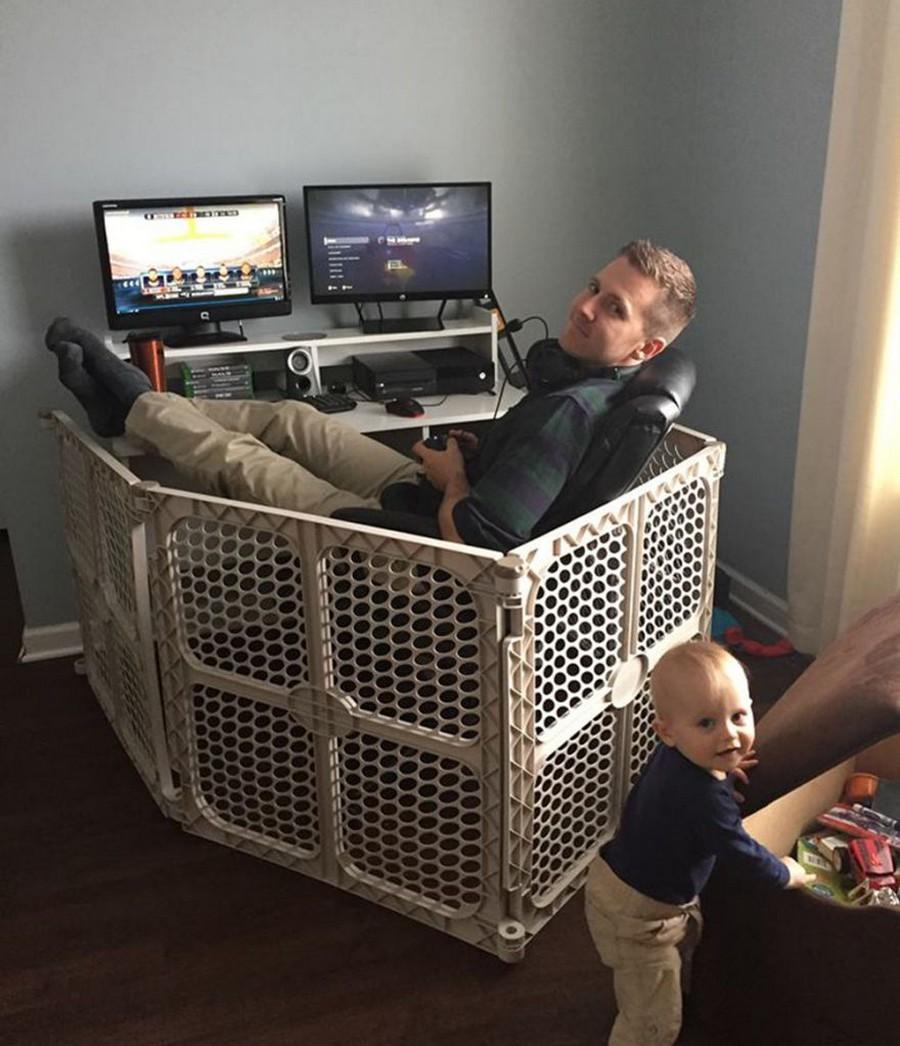 На самом деле родители — это такие же дети, только постарше