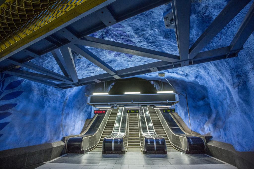 Станция Т-Централен. (Tony Webster)