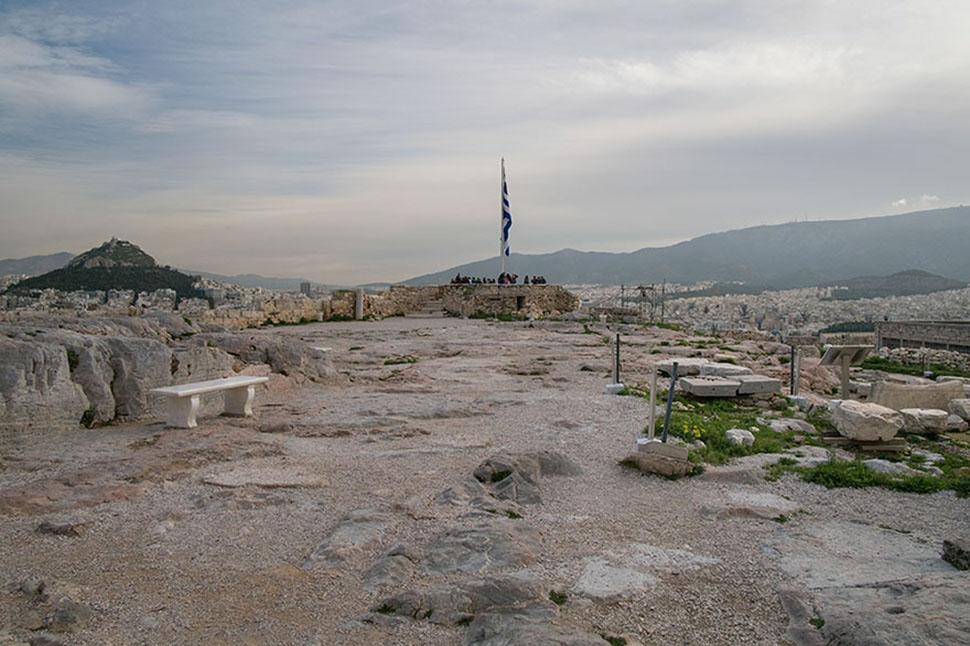 Парфенон, Афины, Греция.