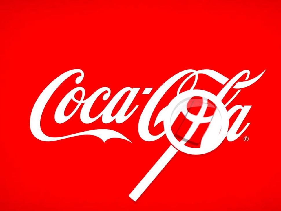 В логотипе Coca-Cola между «O» и «L» спрятан флаг Дании. В рекламной кампании 2013 года в Дании к ло