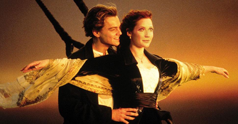 Гвинет Пэлтроу в роли Роуз, «Титаник». Трудно представить кого-то еще в главной женской роли в этом