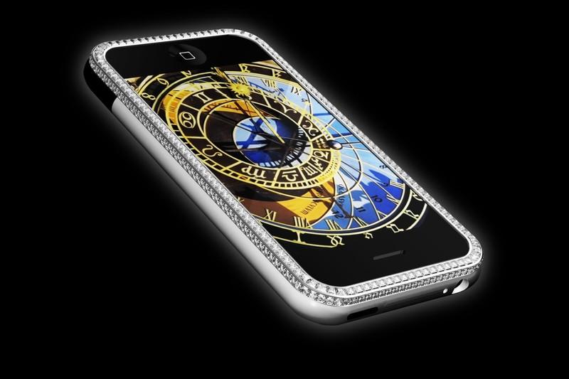 4. Шикарный телефон – iPhone Princess Plus Эту эксклюзивную версию Apple iPhone под названием Prince