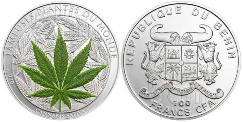 Бенин, 2011 год, 100 франков.jpg
