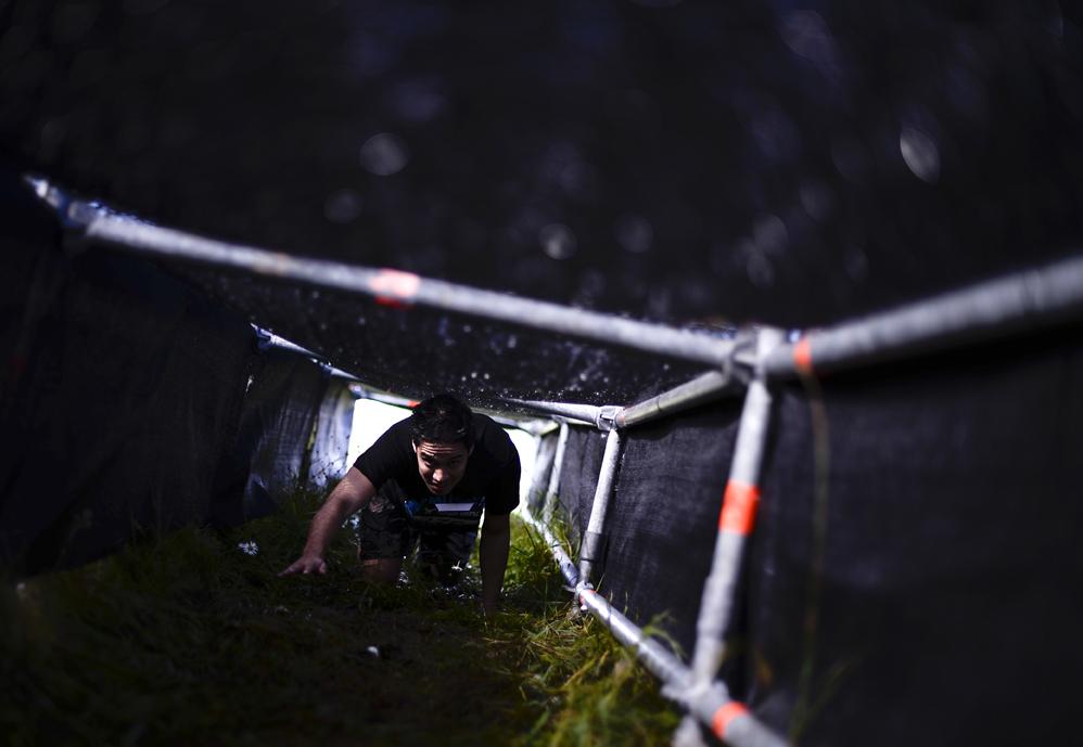 Viking Tough. Препятствия из огня и электричества не остановят современных викингов