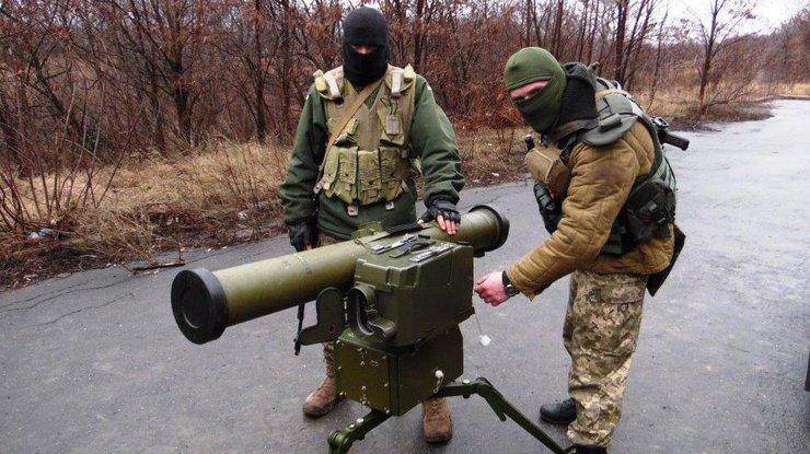Террористы применили артиллерию против сил АТО наЛуганском направлении