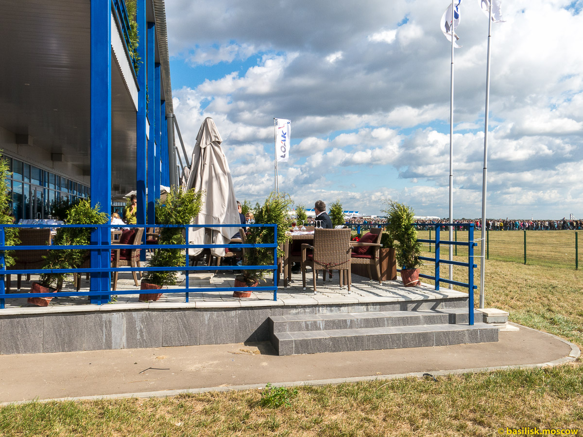 Московский авиакосмический салон МАКС-2015. Полёты. Август 2015