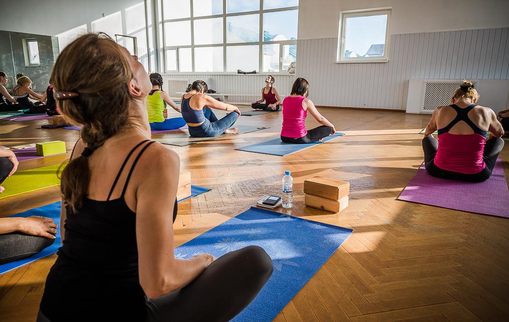 йога в Анапе Сивакова Екатерина фото