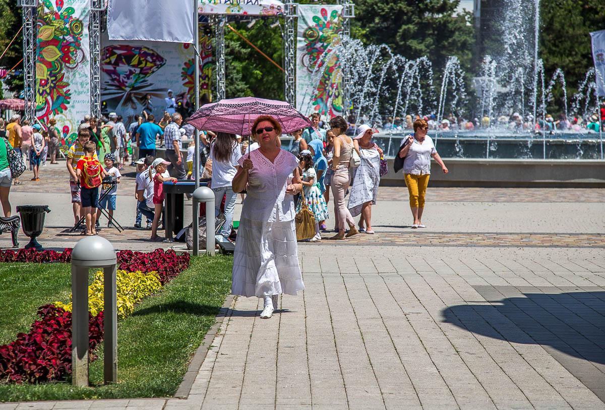 Анапа открытие курортного сезона фото 2016