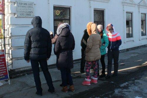 Геокэшинг в Куйбышеве
