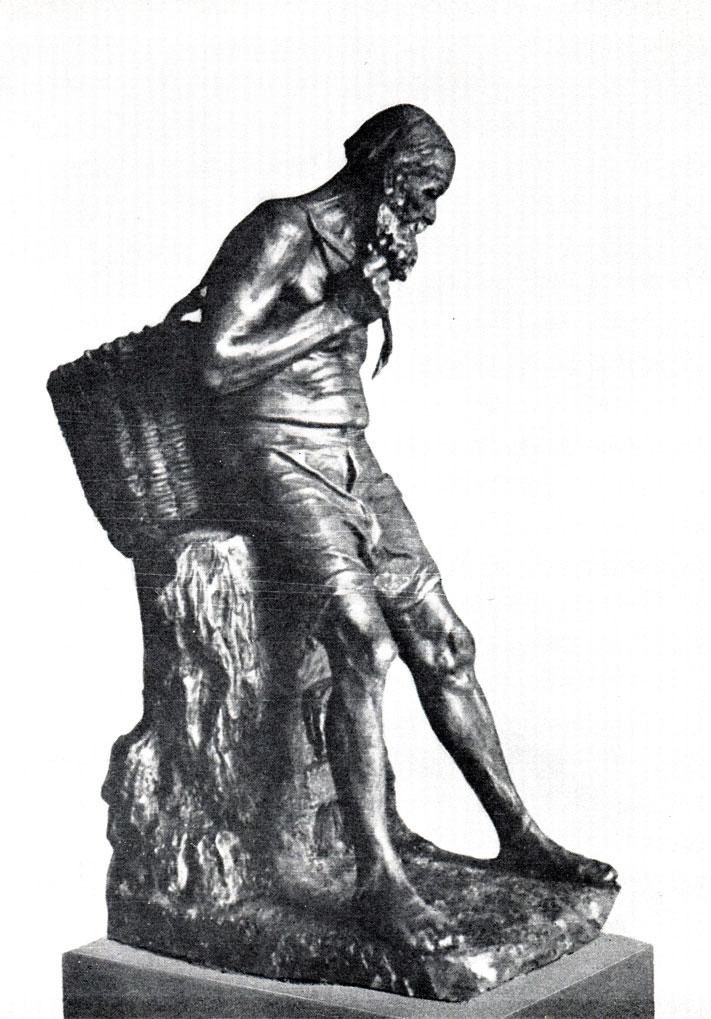 Угольщик. 1896 г.
