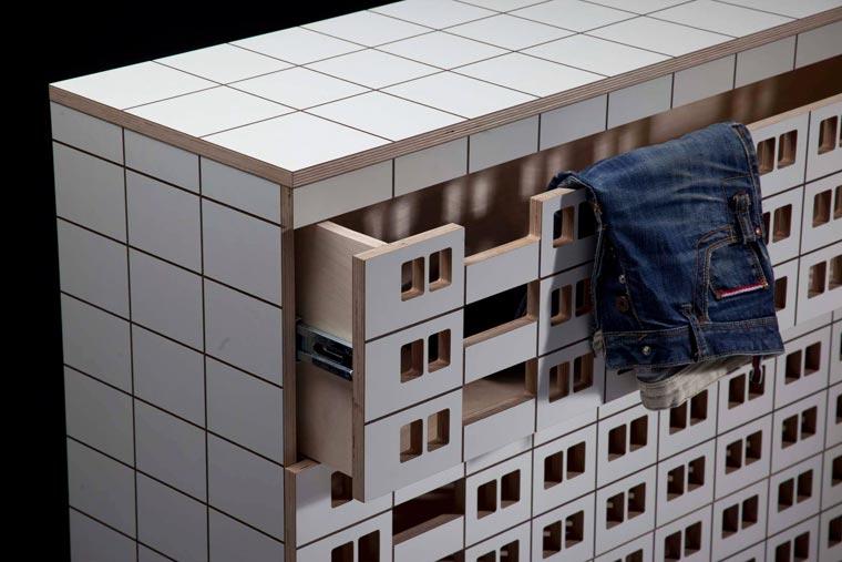 Lassak Design - Miniature buildings to dress up your interior
