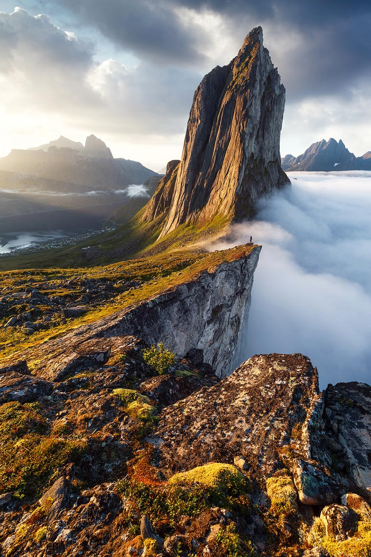 Beboy - He travels the world to photograph the most beautiful landscapes