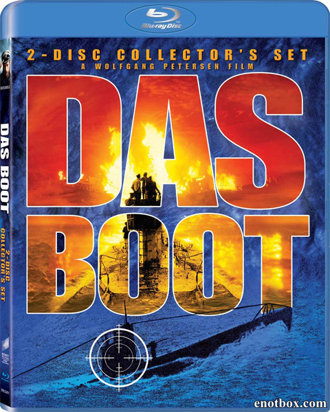 Подводная лодка / Das Boot [Original Uncut Version] (1981/BDRip/HDRip)