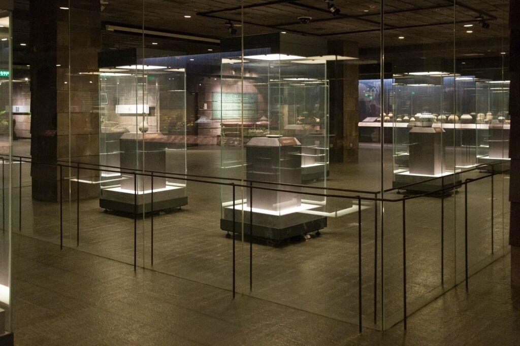 Музей района Хайдянь, Пекин