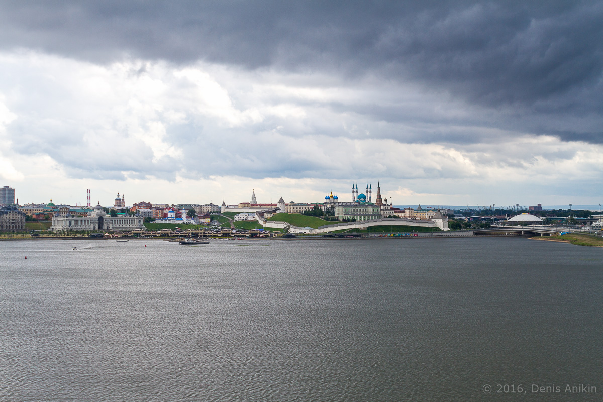 Казань с крыши Казана 12