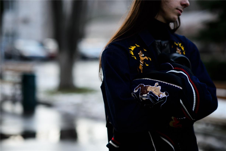 Уличная мода Киева - Жан Грицфельд / Jean Gritsfeldt - Ukrainian Fashion Week Fall 2016 Street Style by Adam Katz Sinding