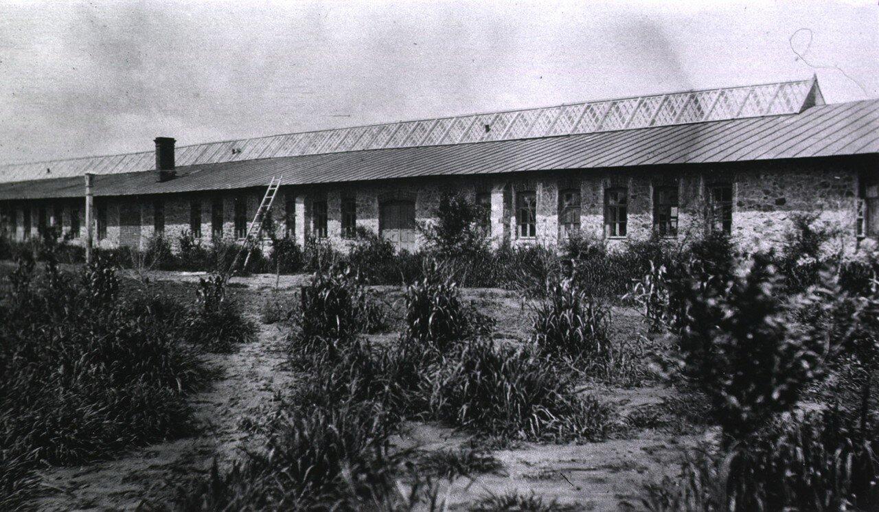 Здание госпиталя