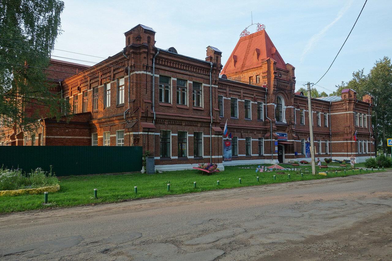 училище им. Полежаева, 1903