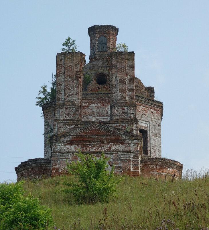 храм, Новлянское