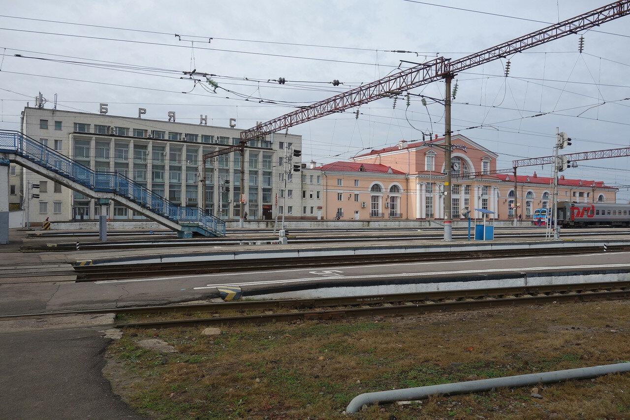 станция Брянск-Орловский
