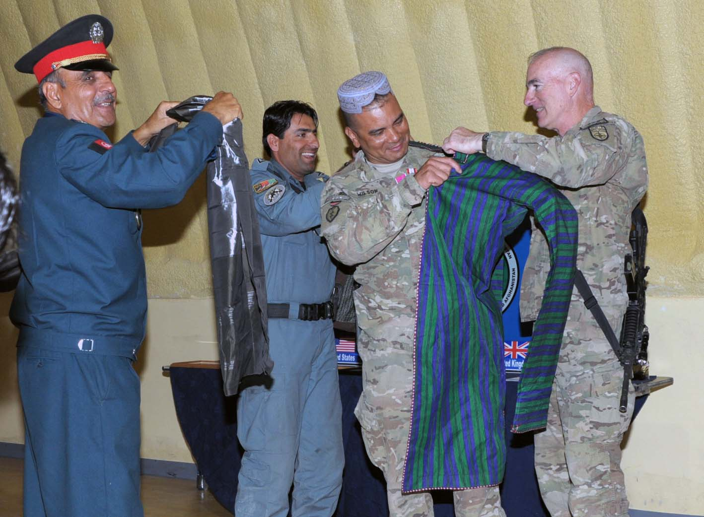 Regional Support Command-South gets new commander
