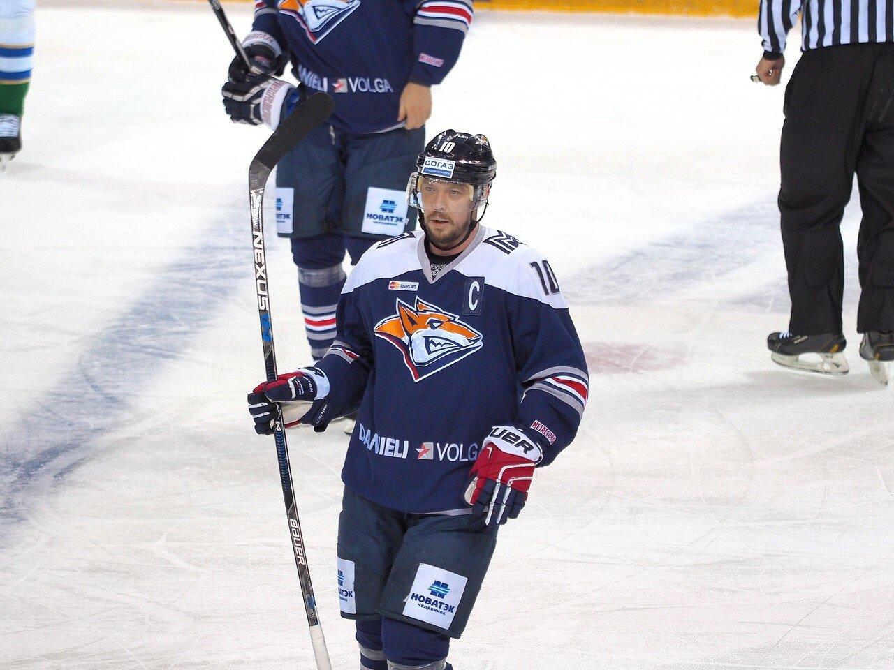 79Плей-офф 2016 Восток Финал Металлург - Салават Юлаев 23.03.2016