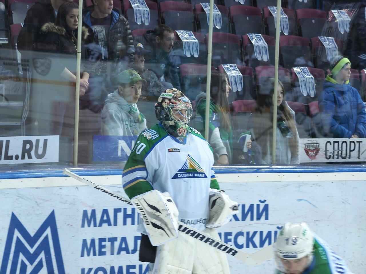 5Плей-офф 2016 Восток Финал Металлург - Салават Юлаев 31.03.2016