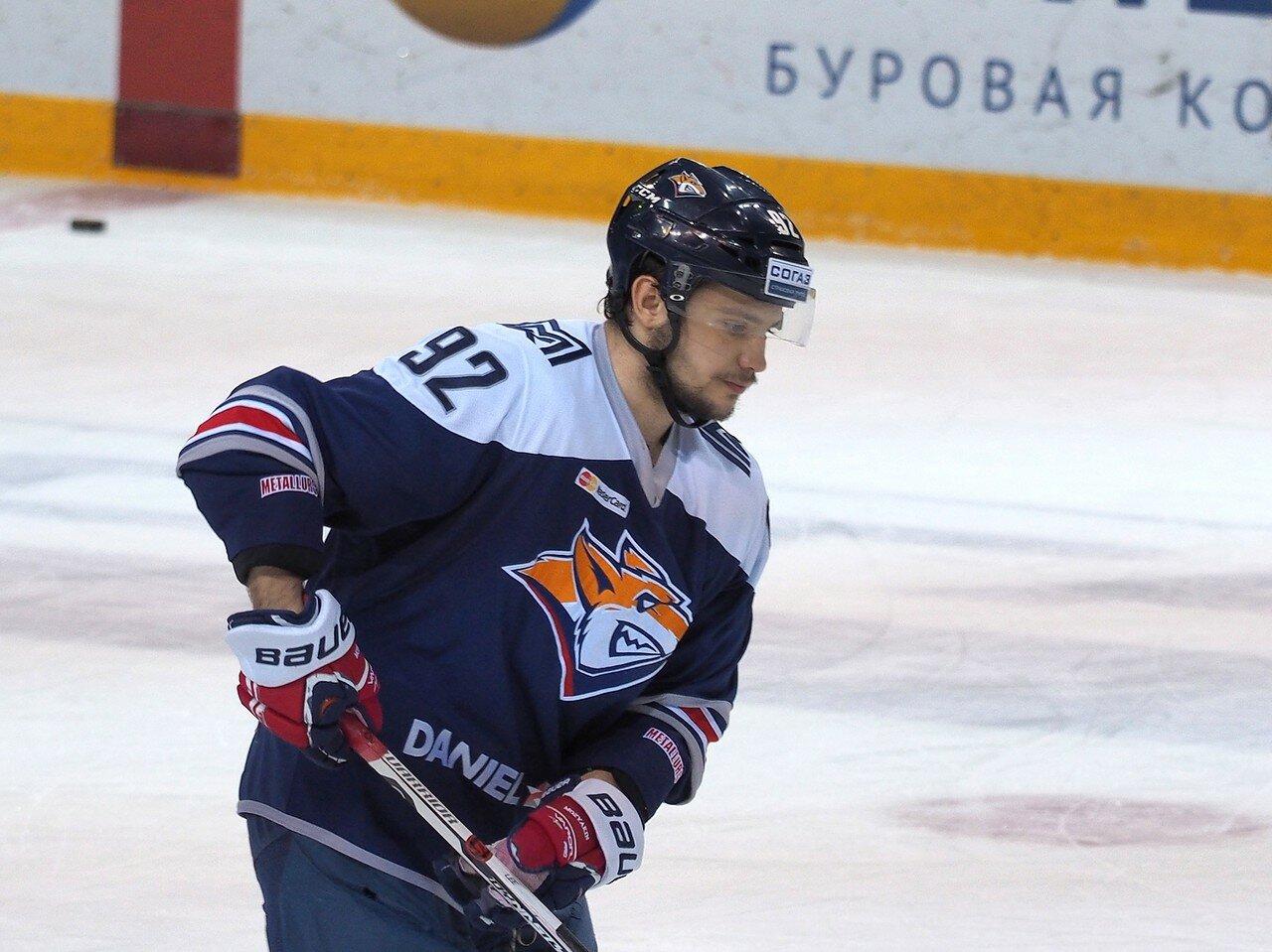 33Плей-офф 2016 Восток Финал Металлург - Салават Юлаев 31.03.2016