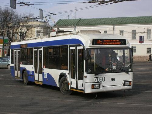 В Кишиневе собрали первый троллейбус с автономным ходом