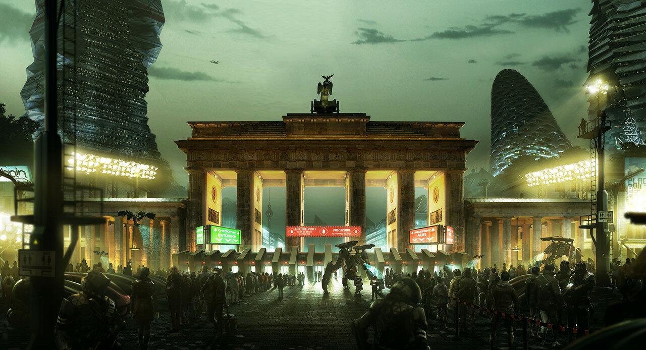 DeusEx: Berlin 2029