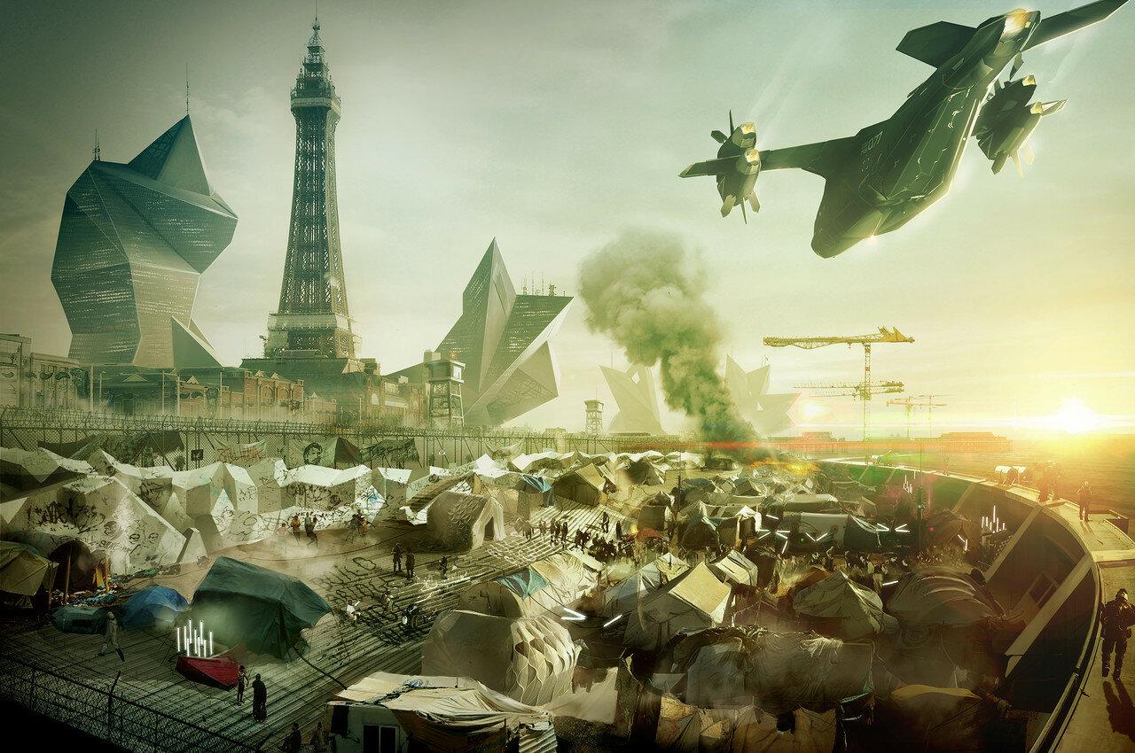 DeusEx: Blackpool 2029
