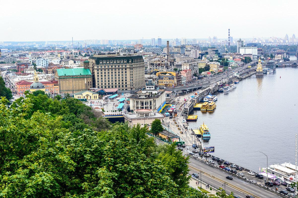 Киев, Подол